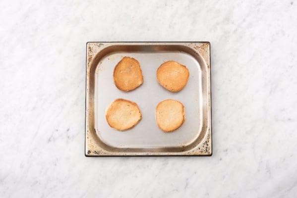 Make Aioli and Toast Buns