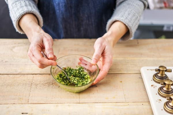 Make the Pesto