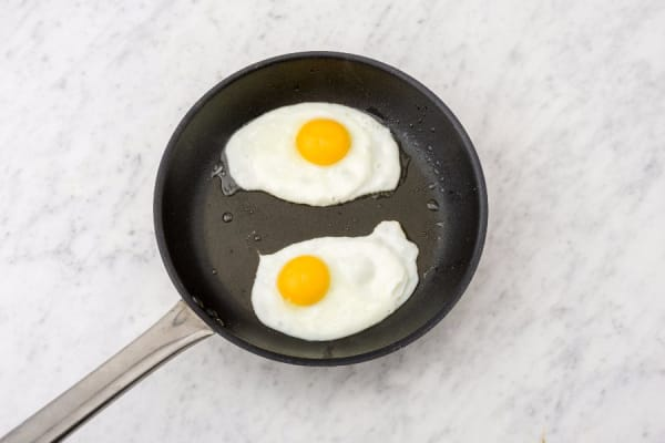 Cook Eggs