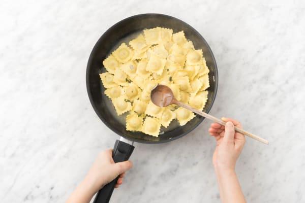 Simmer Pasta