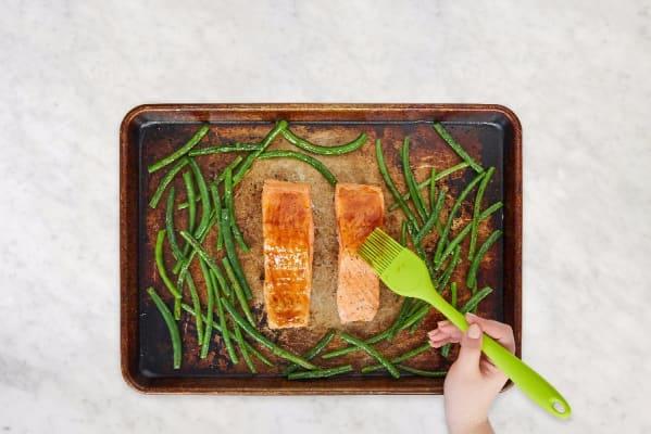 Glaze Salmon