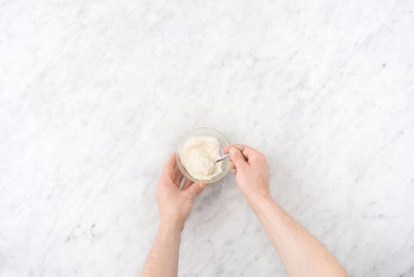Make Garlic Mayo