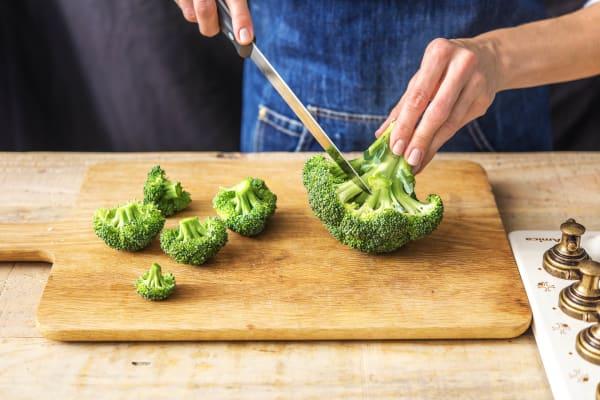 Char the Broccoli