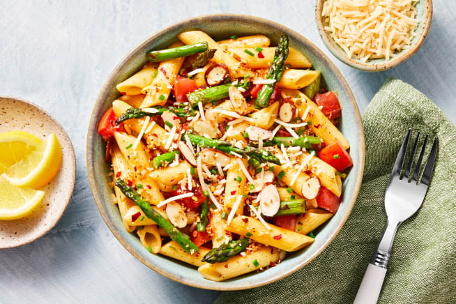 Quick meals - Penne Rustica with a Kick