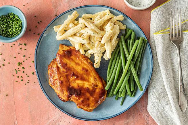 Quick meals - Carolina Barbecue Chicken