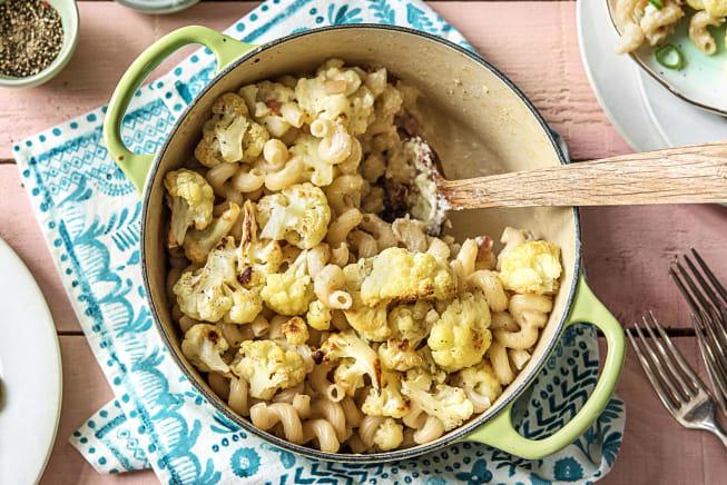 Quick meals - Cauliflower Mac 'N' Cheese