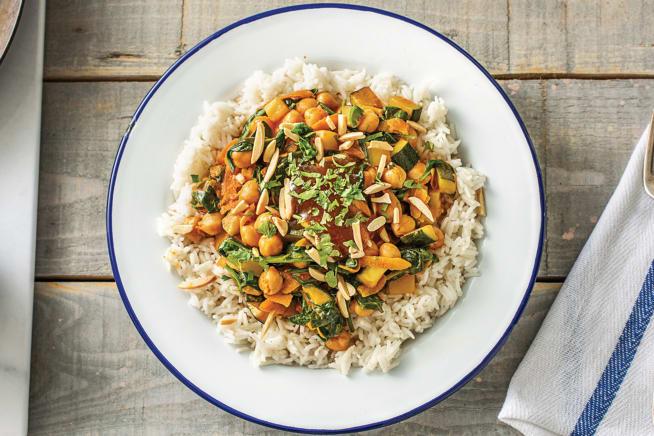 (Vegetarian) Chickpea Tikka Masala
