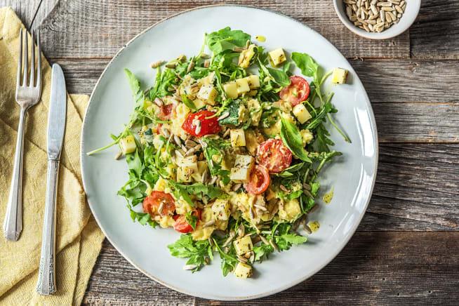 Vegetarische gerechten - Verrassende rucolastamppot