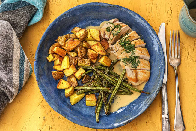 Creamy Dill Chicken