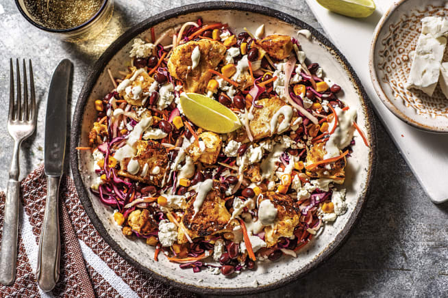 Low Calorie Meals - Mexican Spiced Cauliflower