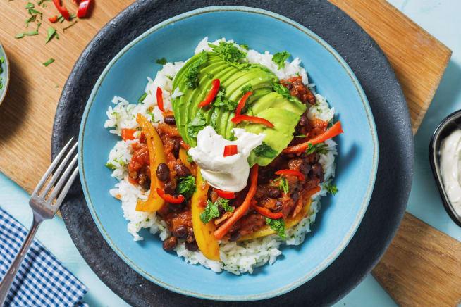 Thermomix Rezepte - Chili sin Carne