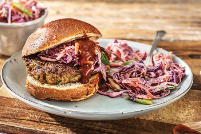 Quick Meals - American Pork Burger