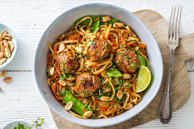 Quick Meals - Asian Pork Meatballs