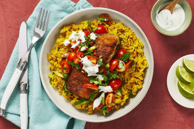 Quick meals - Baja Barramundi