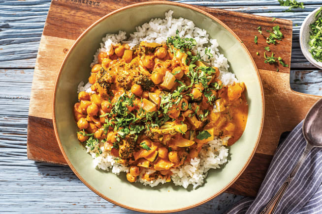 Bengal Chickpea Curry