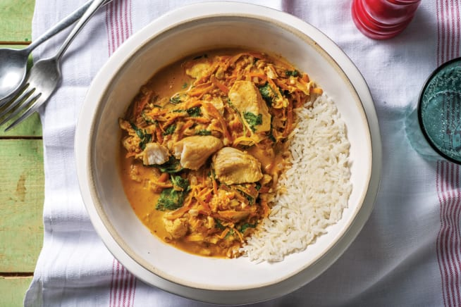 Quick Meals - Bengal Fish Curry