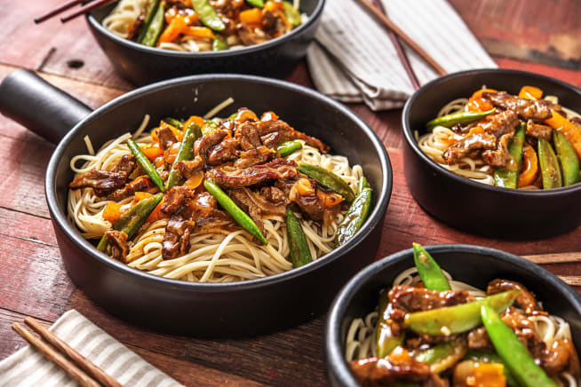 Global Flavours - Zesty Hoisin Chili Beef
