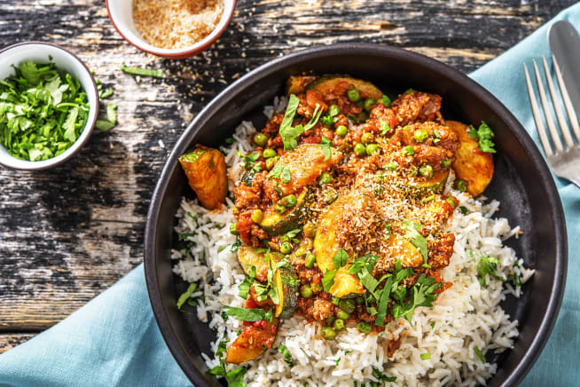 Global Flavours - Lamb Curry