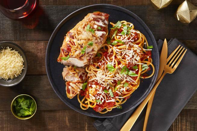 Family Friendly - Cheesy Prosciutto Chicken
