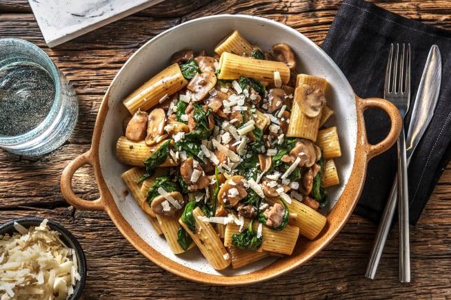 Quick Meals - Chicken Rigatoni