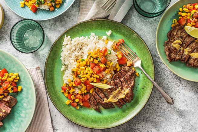 Family Friendly - Chili Lime Steak