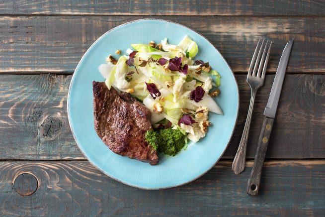 Low Carb Rezepte - Low Carb: Chimichurri-Steak