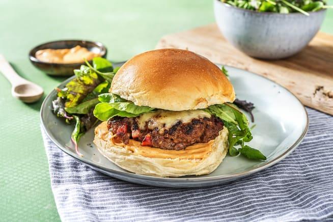 Quick meals - Chorizo Burgers