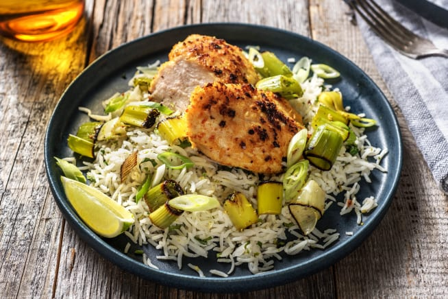 Quick Meals - Coconut Chilli Chicken