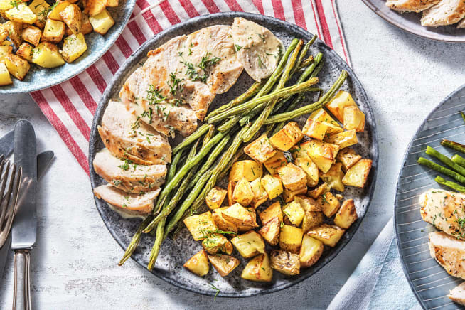 Quick meals - Creamy Dill Chicken
