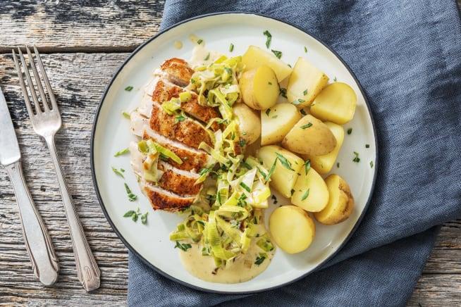 Quick Meals - Crispy Roast Chicken