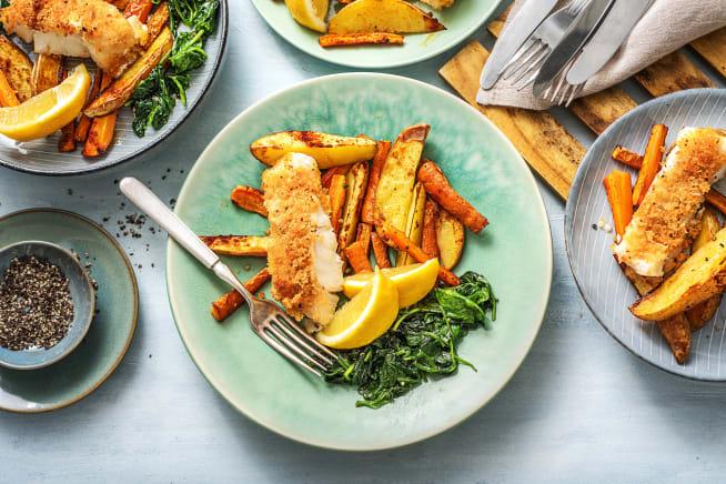 Crunchy Cod
