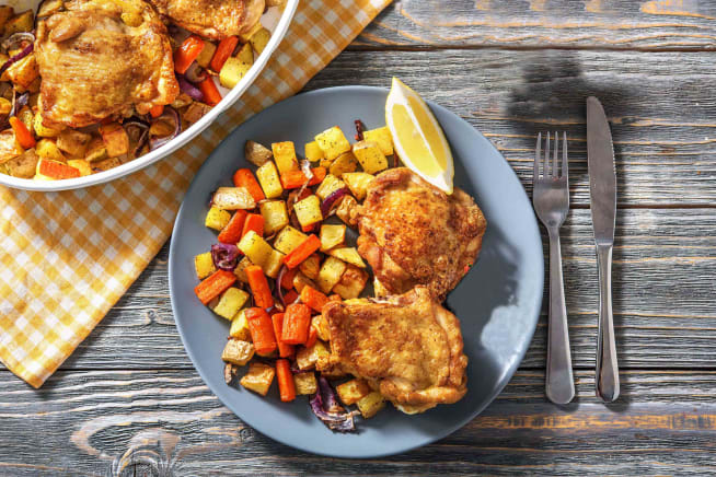 Low Calorie Meals - Cumin Chicken