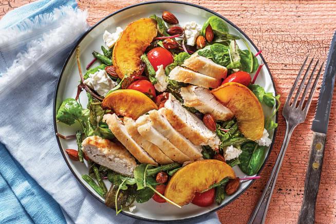Fetta & Chicken Salad