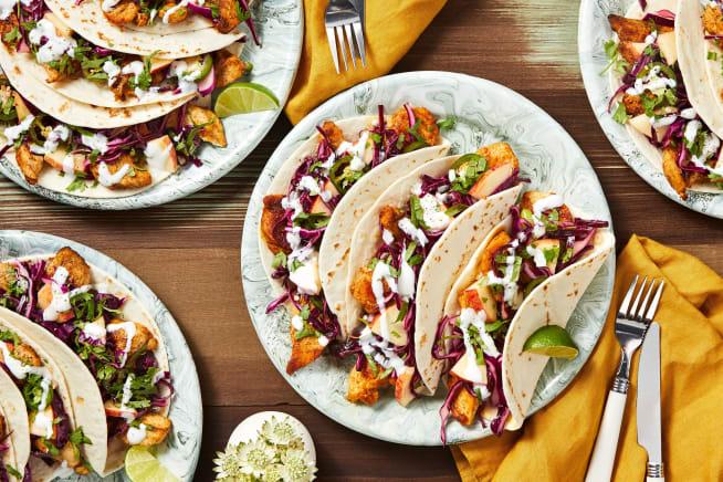 Quick meals - Fiesta Chicken Tacos