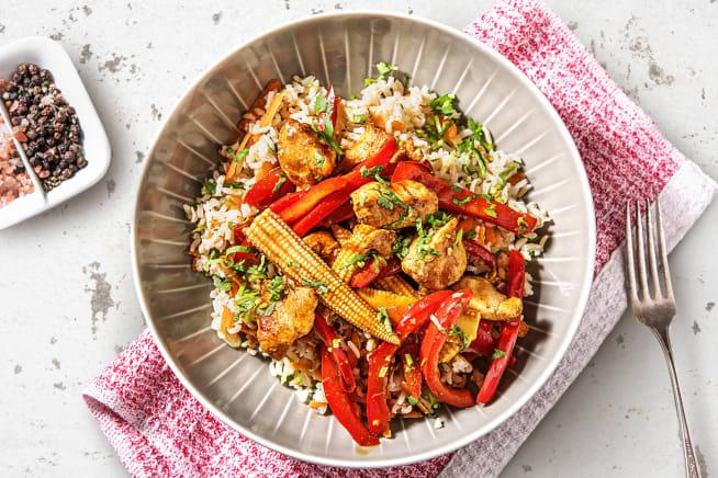 Quick Meals - Five Spice Chicken Stir-Fry