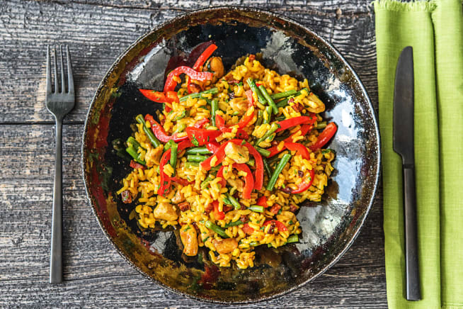 Fragrant Spanish Rice