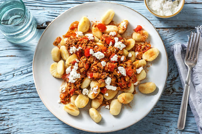 Quick Dinner Ideas - Gnocchi in Tomato Sauce