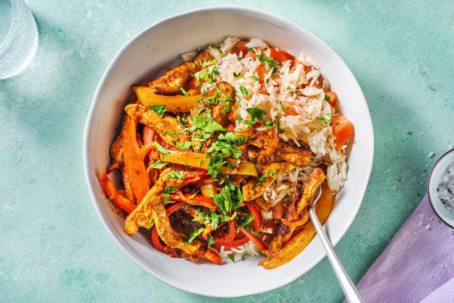 Snelle gerechten - Griekse gyrosschotel