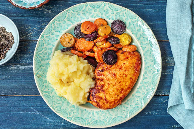 Harissa-Spiced Chicken