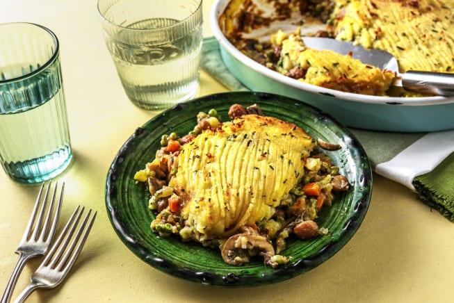 Hearty Vegetable Shepherd's Pie