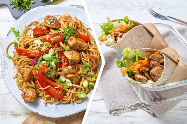 Quick Meals - Hoisin Chicken Stir-Fry