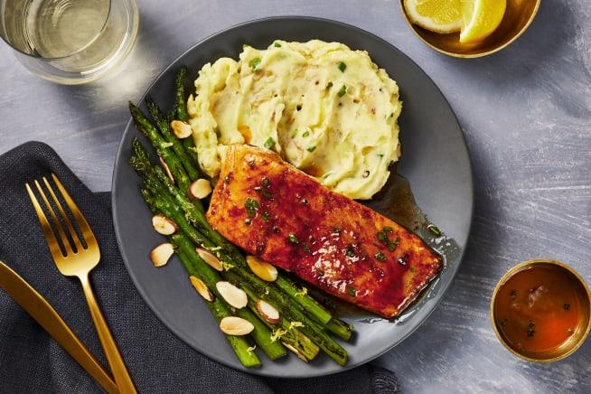 Quick meals - Lemon-Butter Trout