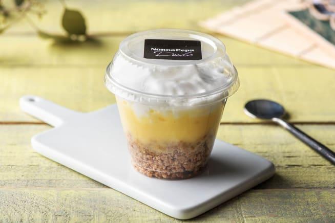 Snelle gerechten - Lemon curd meringue