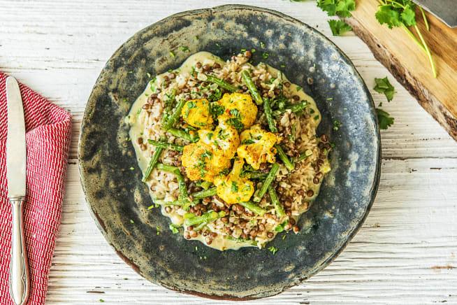 Lentil Panang Curry