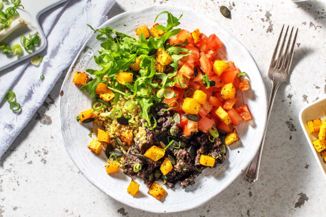 Low Calorie Meals - Mexican Goodness Bowl (v)