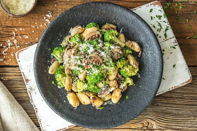 Pan-Fried Gnocchi