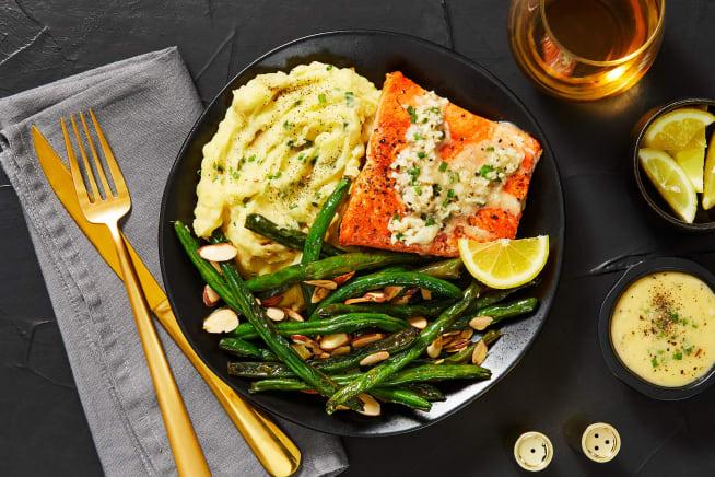 Quick meals - Pan-Seared Sockeye Salmon