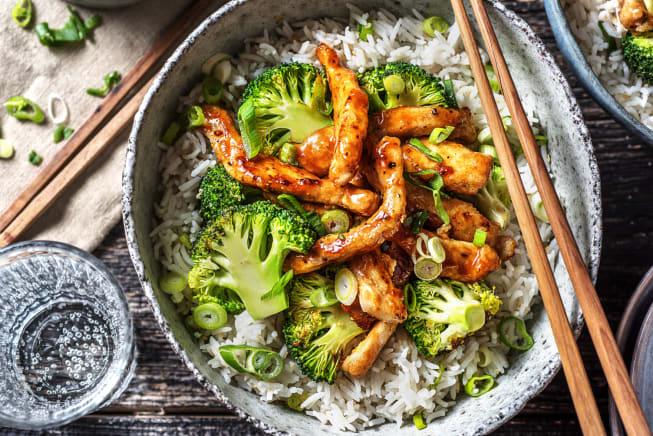 Global Flavours - Peking Pork