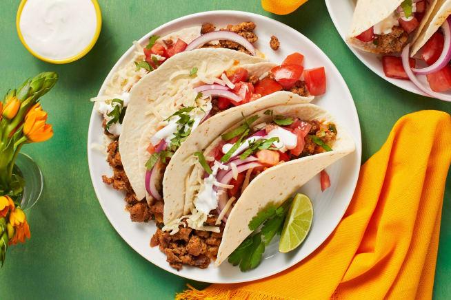 Quick meals - Pork Carnitas Tacos