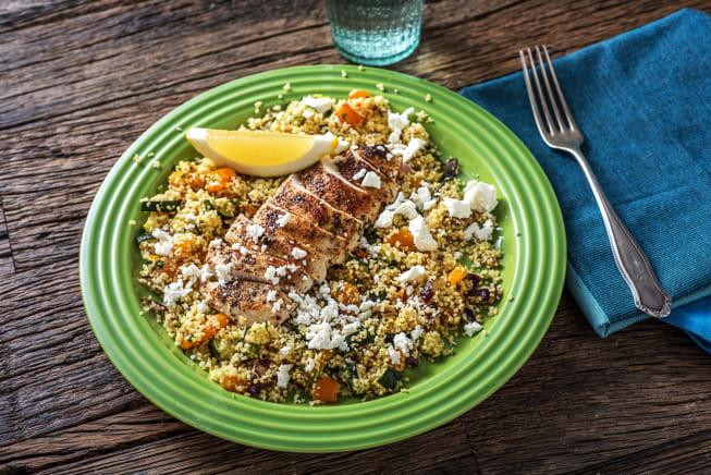 Quick Dinner Ideas - Greek Lemon Chicken